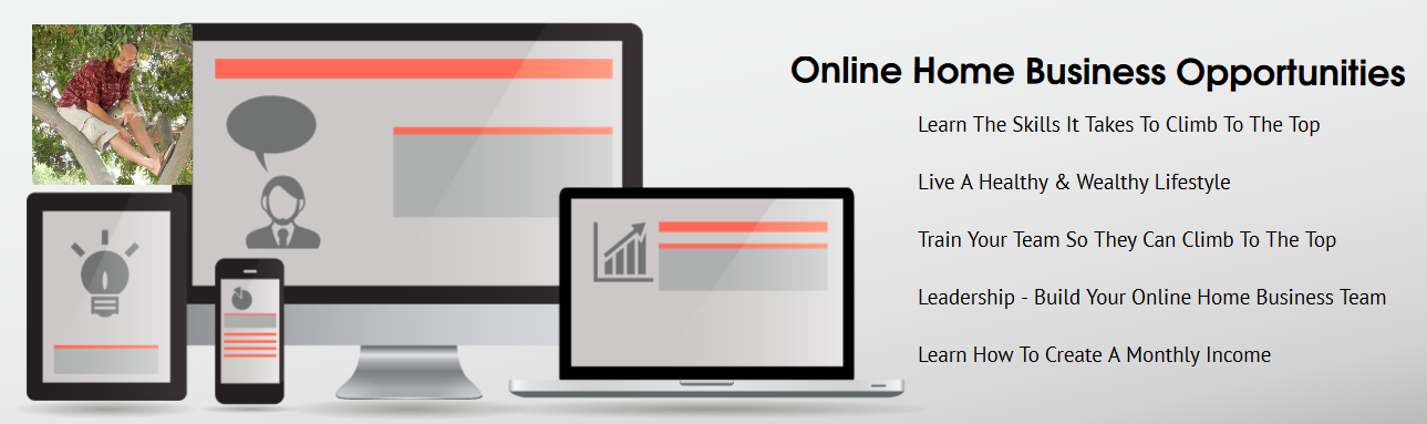 Online Home Business Team - Training - Opportunities